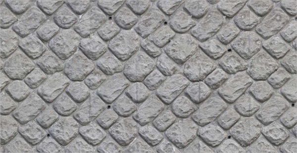 Rounded Brick Texture