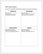 Free Hospital SWOT Assessment PDF Format Download