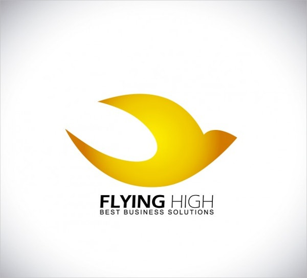 flying abstract bird logo1