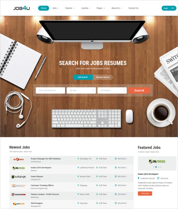 website for jobs