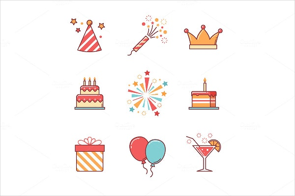 Party Icon 115 Free Ai Vector Eps Format Download