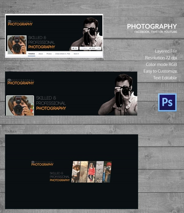 Photography Social Media Cover