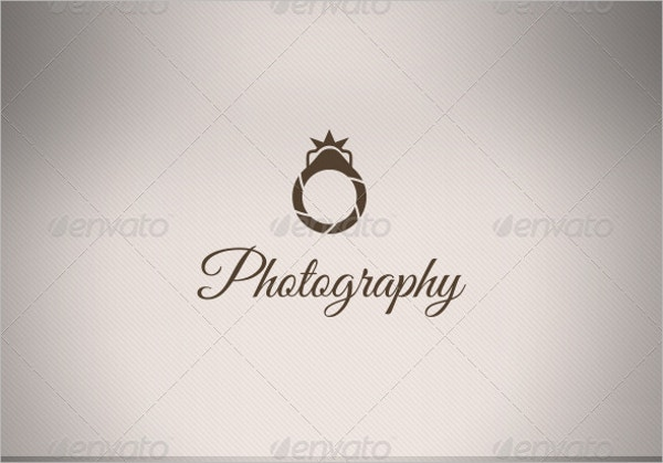 editable wedding photography logo