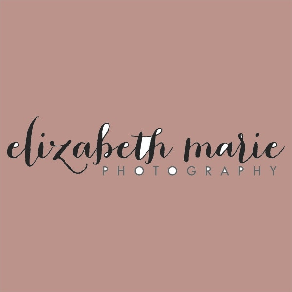 handmade photography logo design