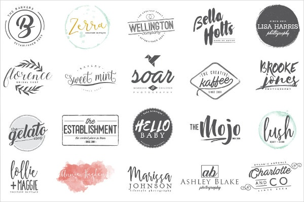 Boutique Photography Logo