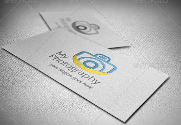 Simple Photography Logo Design