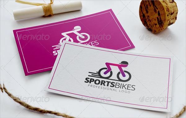 sports bike logo