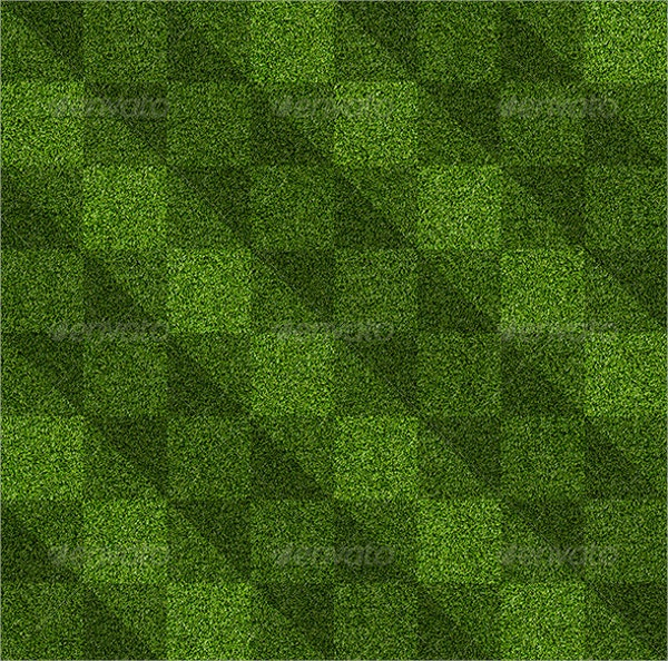 Artificial Grass Texture Design