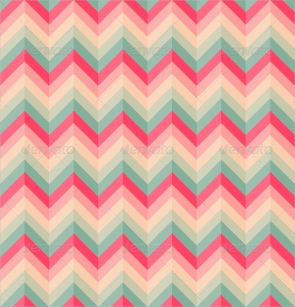 Geometric Fabric Pattern
