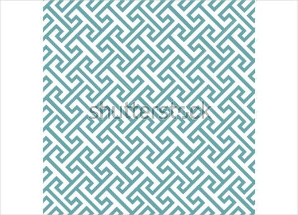 Classic Elegant Geometric Pattern