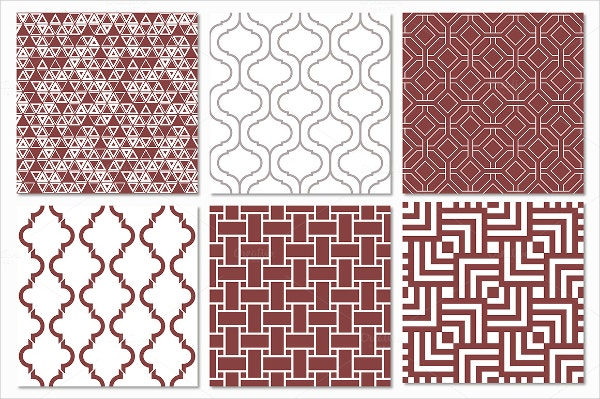 lattice geometric pattern