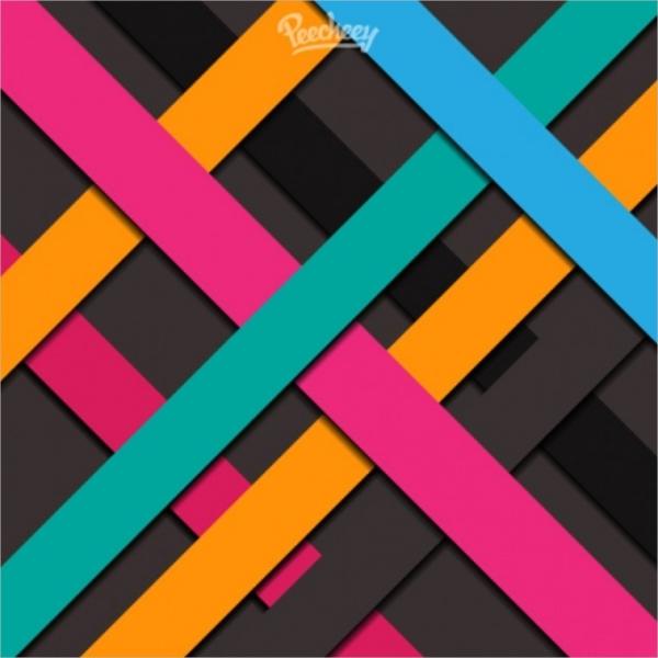 fantasy geometric pattern