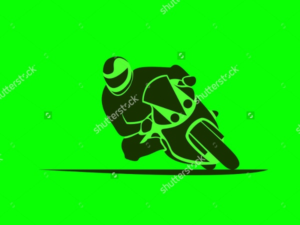 motor bike logo
