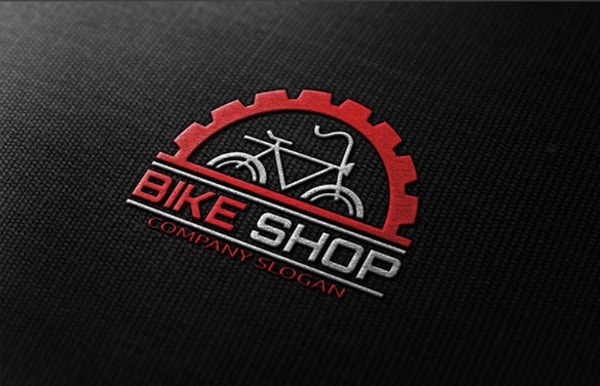Bike Shop Logo