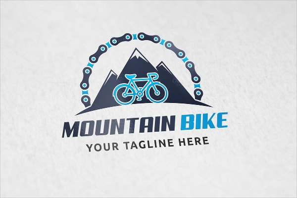 Mountain Biking Logo