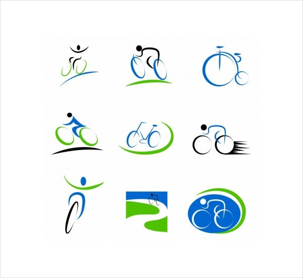 Bicycles and Cycling Logo
