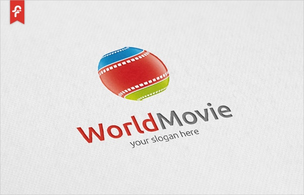 Movie Reel Logo