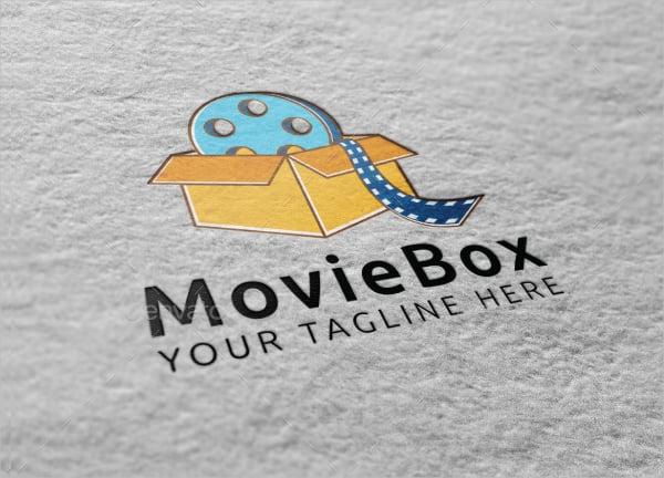 movie box logo