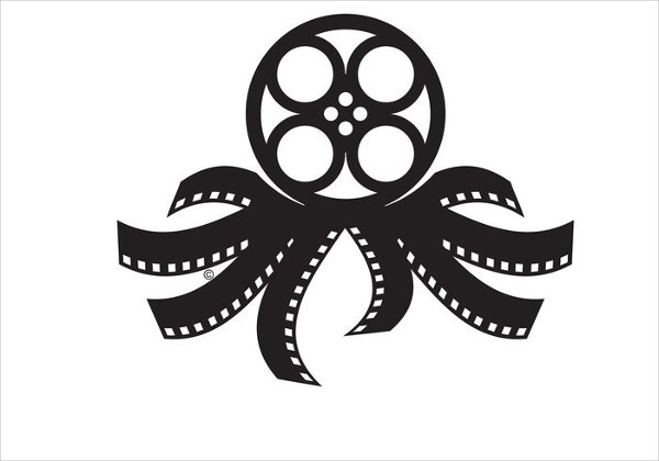 Free Vector Movie Logo