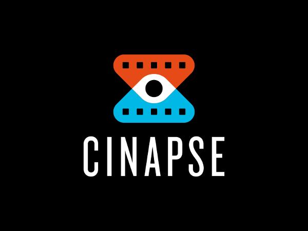 movie strip logo