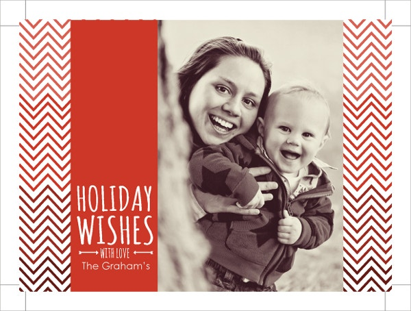 holiday greeting card printable