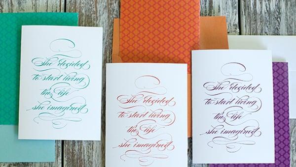20 Printable Greeting Cards