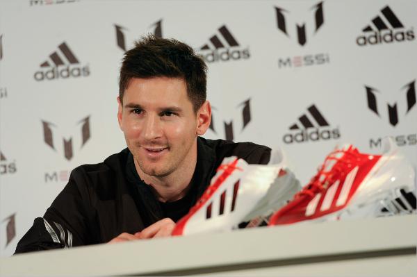 Adidas & Lionel Messi