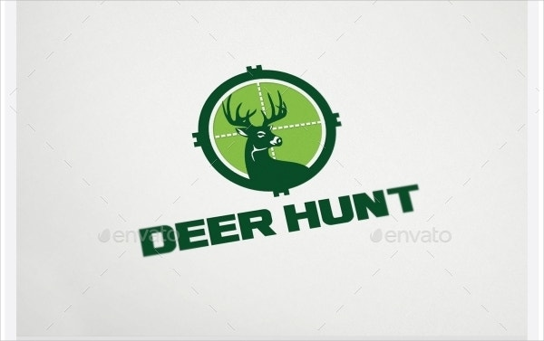 deer hunting logo1