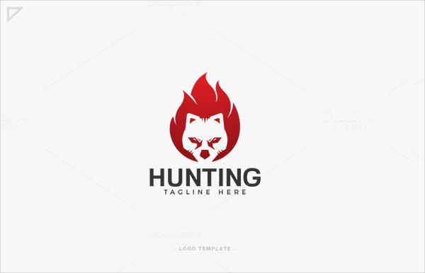 Hunting Premium Logo
