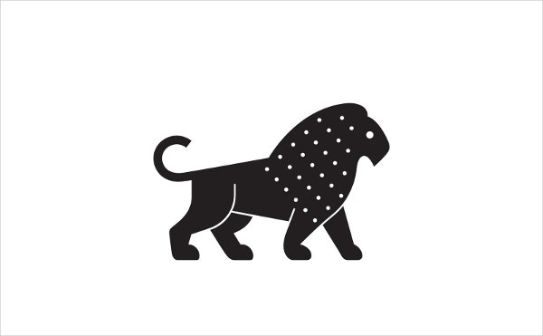 Black Lion Logo