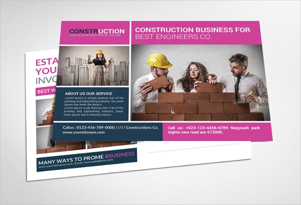 One Page Brochure Template Free PSD AI Vector EPS Format - 1 page brochure template