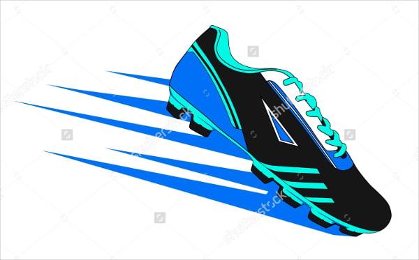 Soccer Shoe Logo