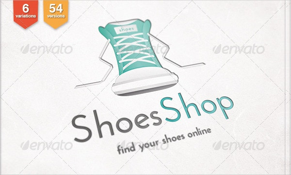 Shoes Shop Logo