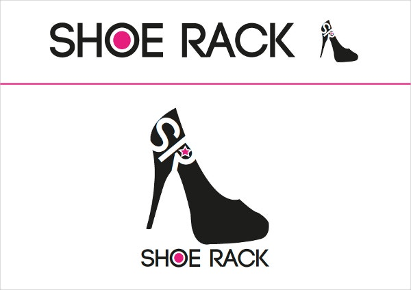 Shoe Rack Logo Re-Design