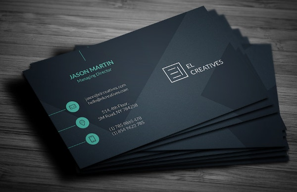 Soft IT Business Card Template