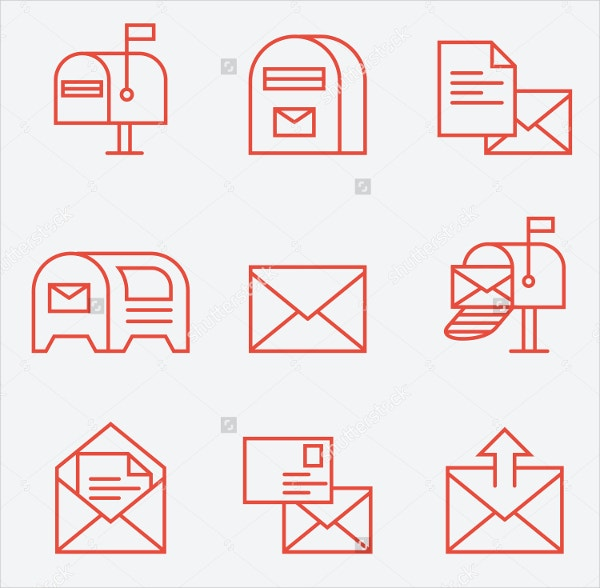Mail & Delivery Icon
