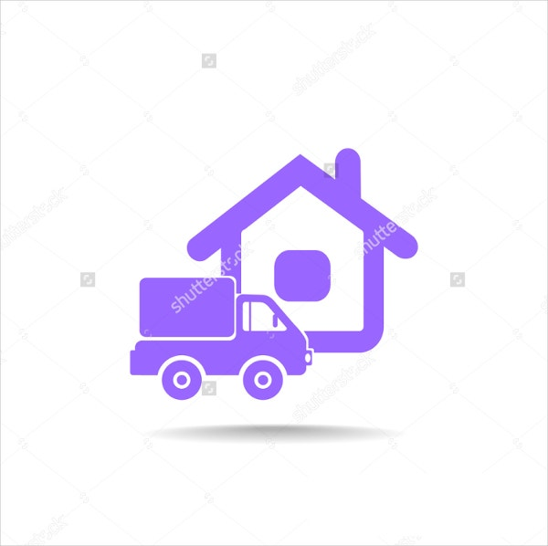 Home Delivery Icons
