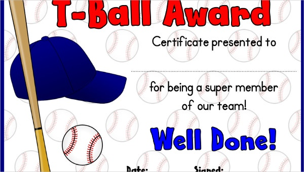 tballcertificatetemplate