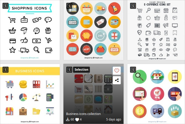 Free Download Delivery Icons