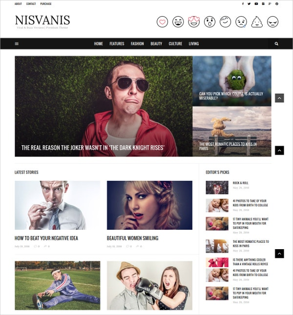 Technology Magazine & News Blog WP Theme $49