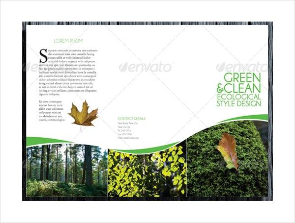 22  environmental brochure templates