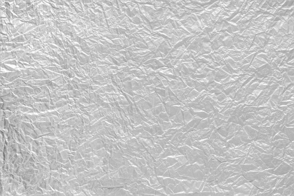 Macro Crumpled Paper Texture