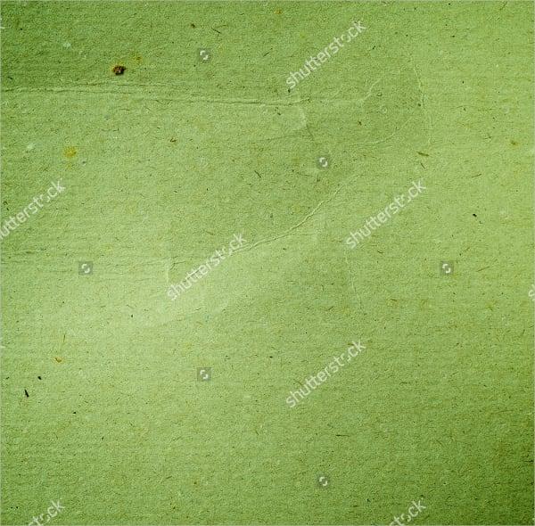 Green Grundge Paper Texture