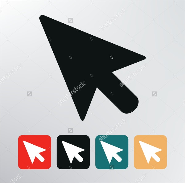 Pointer Arrow Icon