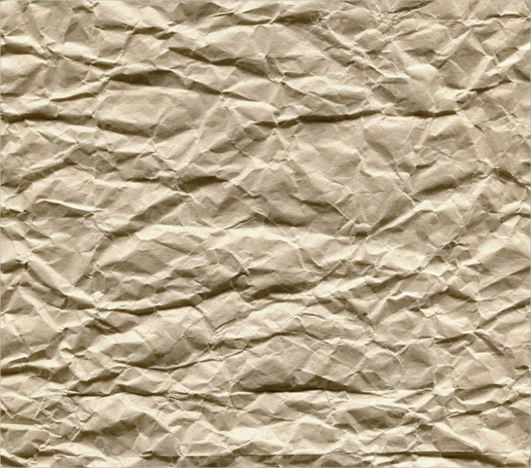Sheet Crumpled Paper texture
