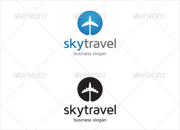travel website logo