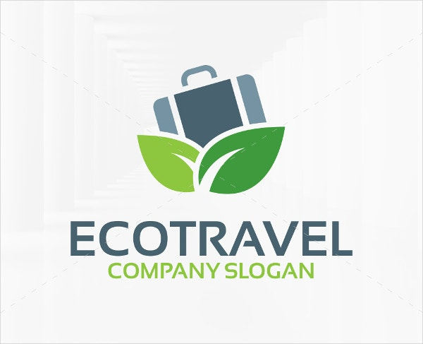 eco travel logo
