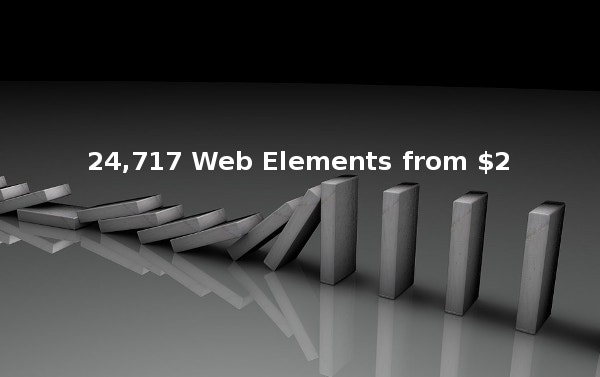 24,717 Web Elements From $2