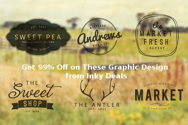 99% Off on Graphic Design at Inky Deals