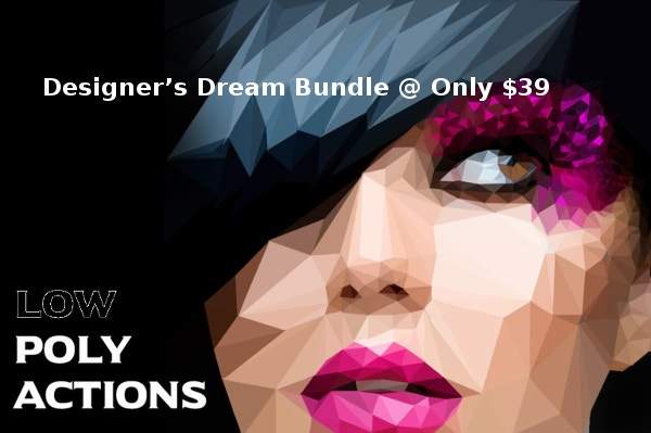 Designer's Dream Bundle Only at $39
